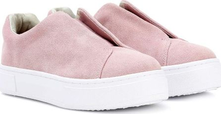 Eytys Doja suede slip-on sneakers