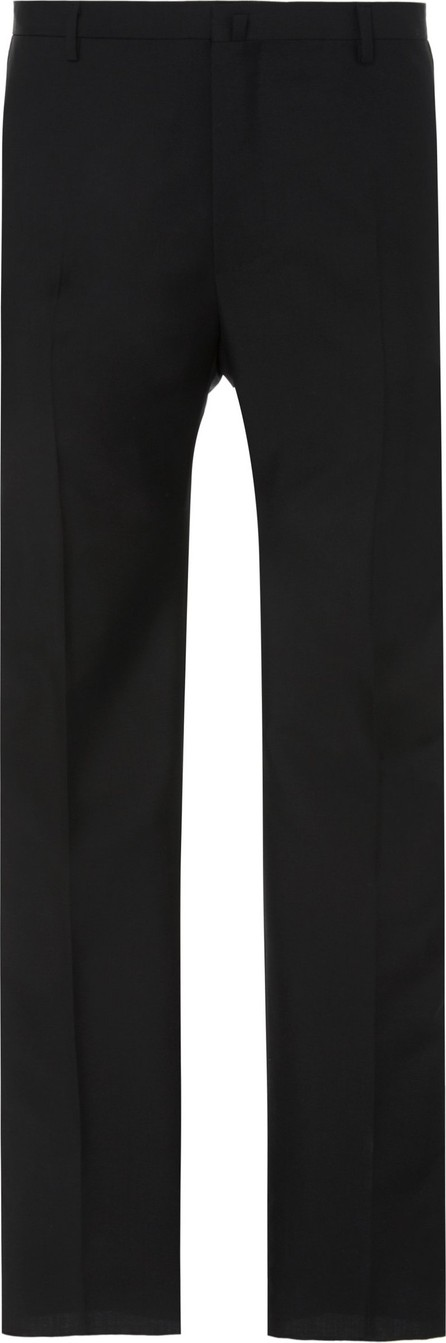 Lanvin Evening Wool And Mohair-Blend Pants
