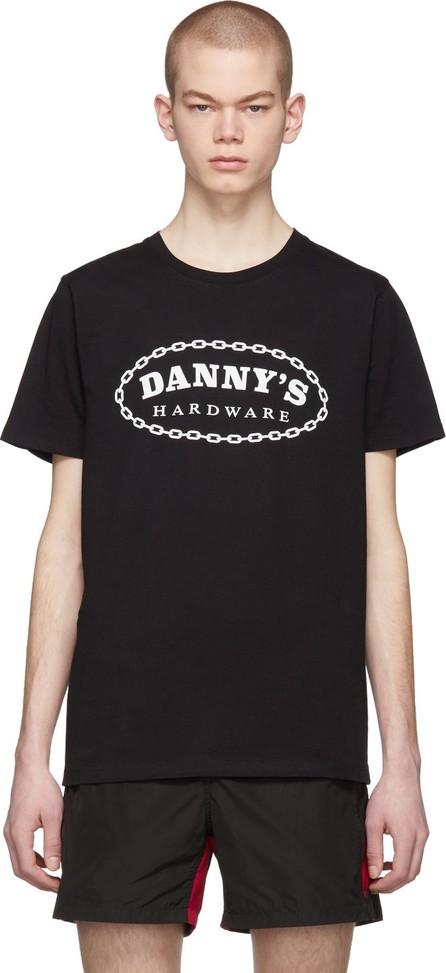 Daniel W. Fletcher Black Organic 'Danny's Hardware' T-Shirt