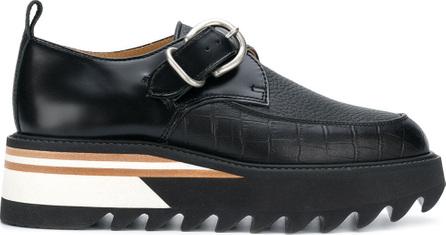 Hender Scheme Platform monk shoes