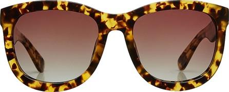 ANINE BING Printed Sunglasses