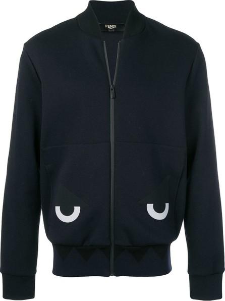 Fendi Bag Bugs bomber jacket
