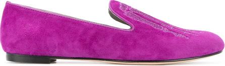 Mara & Mine Jem skeleton slippers