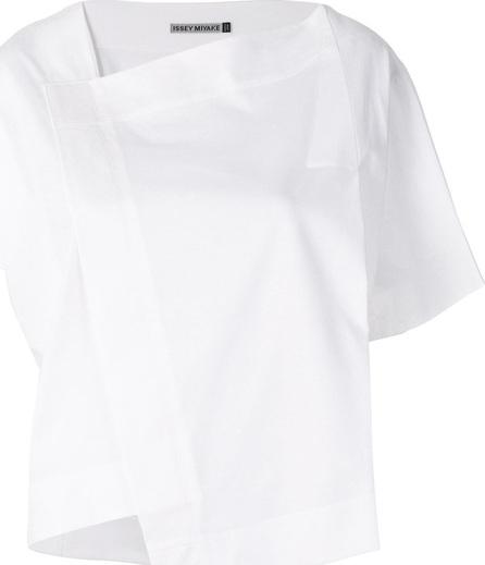 Issey Miyake Asymmetric blouse
