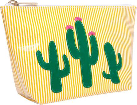 Lolo Bags Avery Medium Cosmetics Bag, Cacti