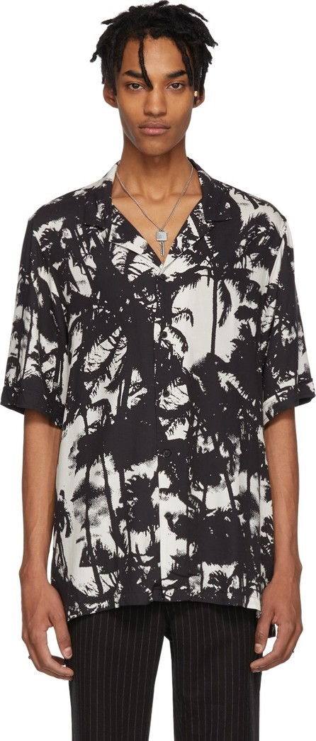 Ksubi Black & White Resort Troppo Shirt