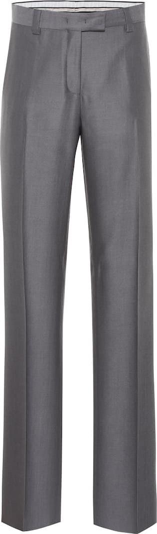 Salvatore Ferragamo Wool pants