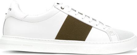 Brimarts Contrast low-top sneakers