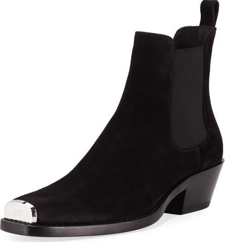 Calvin Klein 205W39NYC Men's Chris Western Suede Boots