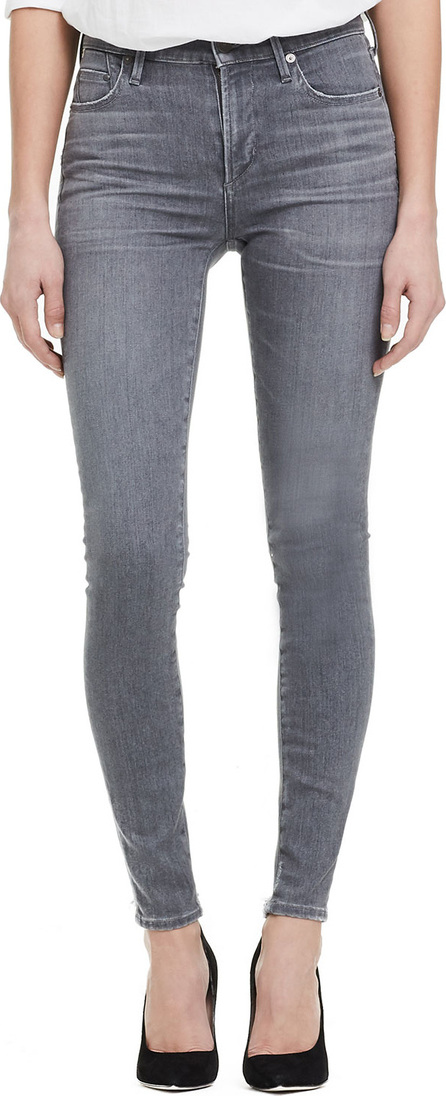 Citizens Of Humanity Rocket High-Rise Skinny Jeans, Gray