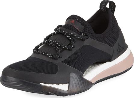 Adidas By Stella McCartney PureBoost X Mesh Sneaker, Black