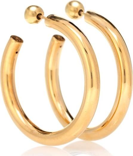 Sophie Buhai Medium Everyday Hoops 18kt gold vermeil earrings