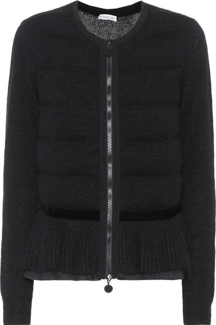 Moncler Moncler Twist down cardigan