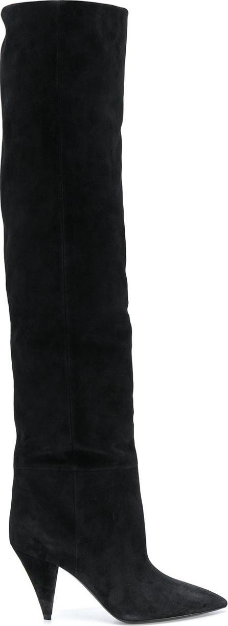 Saint Laurent Era 85 cuissard boots