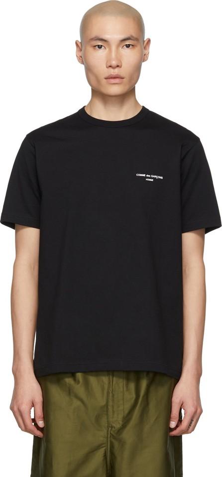 Comme des Garçons Homme Black Logo T-Shirt
