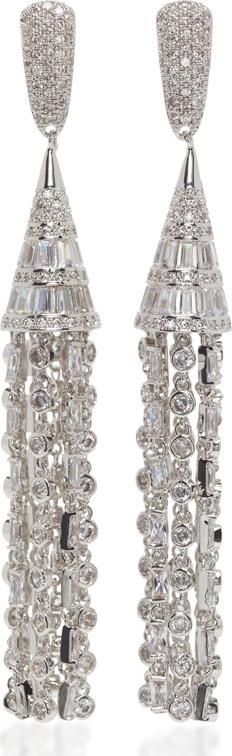 Fallon Monarch Deco Tulle Earrings