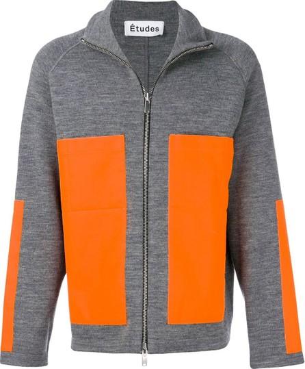Etudes Color-blocked jacket
