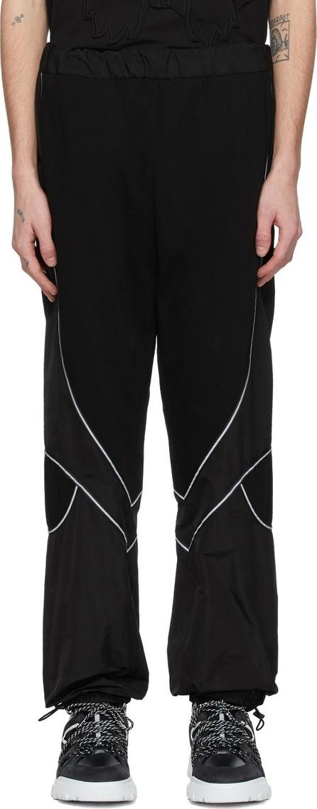 McQ - Alexander McQueen Black Logan Track Pants