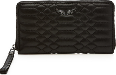 Zadig & Voltaire Compagnon Leather Wallet