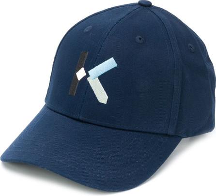 KENZO Logo embroidered cap