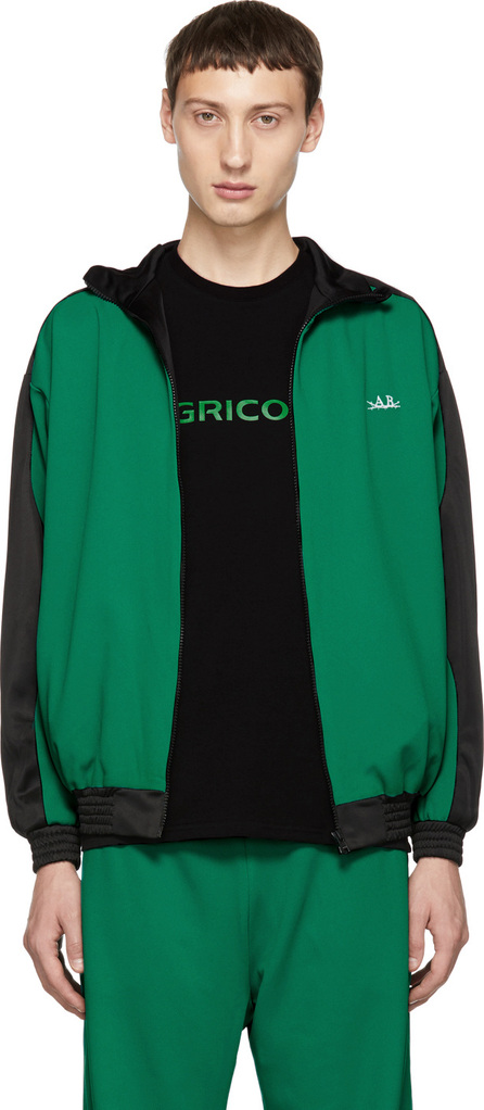 Anton Belinskiy Green Sport Jacket