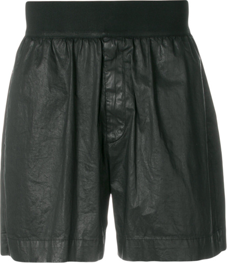 Alyx Raw elastic shorts