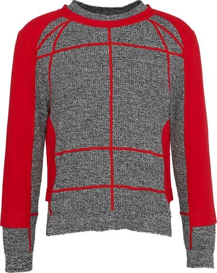 Craig Green Sweatshirt panel colourblock sweater