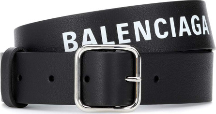 Balenciaga Everyday leather belt