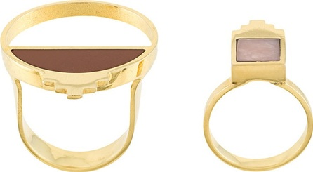 Callao ring set