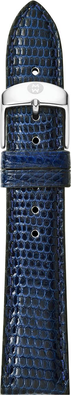 MICHELE 18mm Lizard Skin Watch Strap