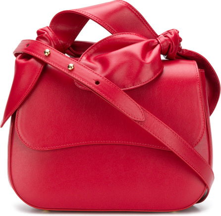 Simone Rocha Knotted leather bag