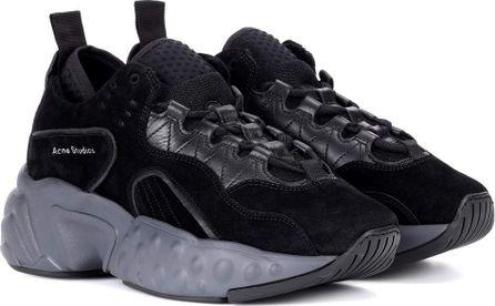 Acne Studios Manhattan suede sneakers