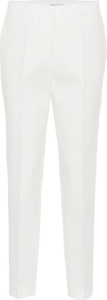 Agnona Cotton cropped pants