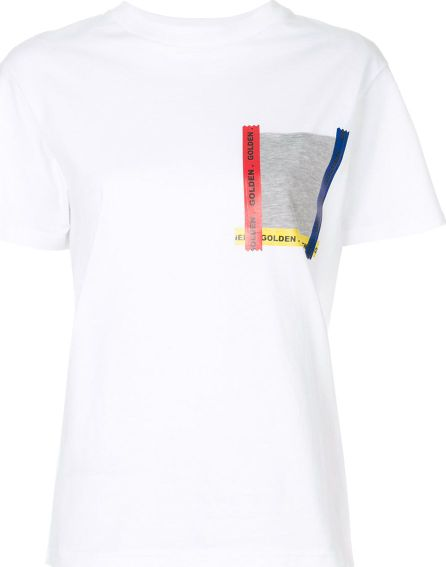 Golden Goose Deluxe Brand Contrasting pocket Golden T-shirt