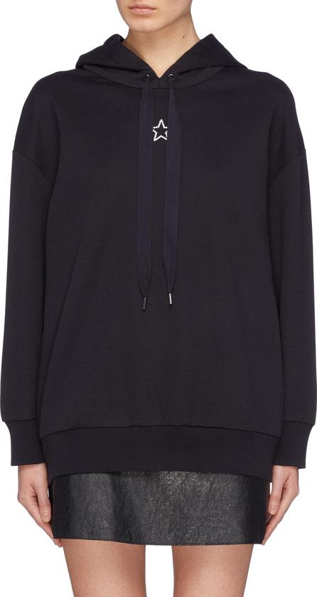 Stella McCartney Beaded star hoodie