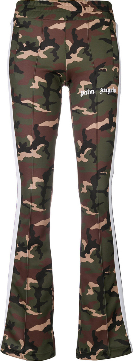 Palm Angels Camouflage skinny track pants