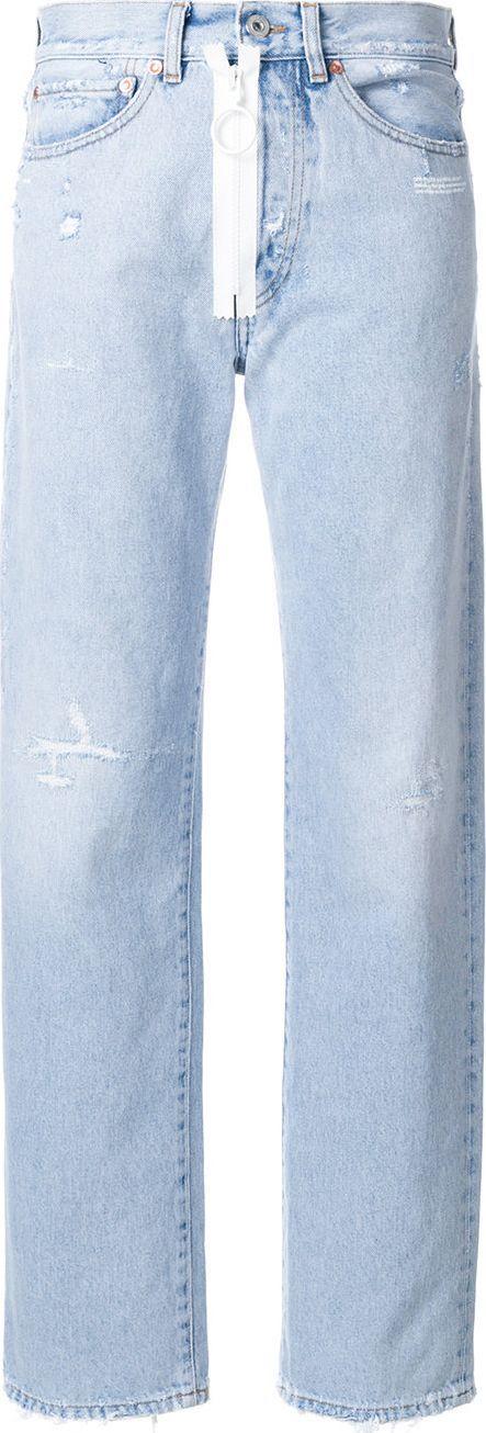 Off White Straight leg jeans
