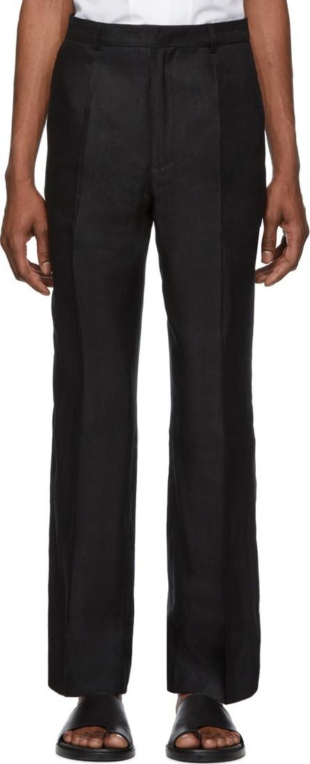 Jacquemus Black 'Le Pantalon Yvan' Trousers