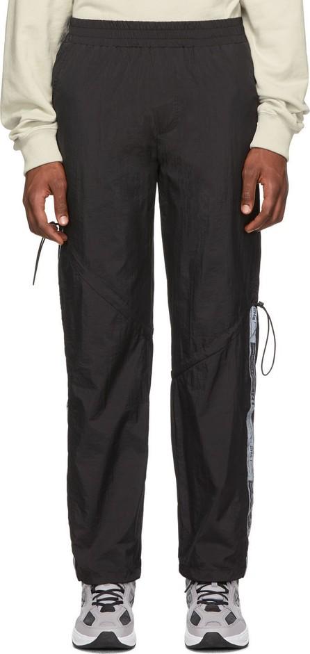 C2H4 Black 3M Bandwidth Track Pants