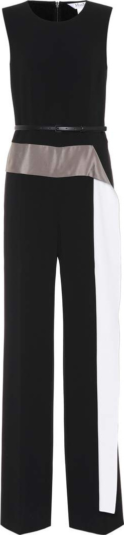 Max Mara Garage sleeveless jumpsuit