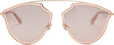 Dior DiorSoRealRise cat-eye sunglasses