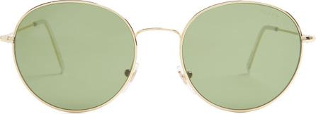 RetroSuperFuture Wire round-frame metal sunglasses