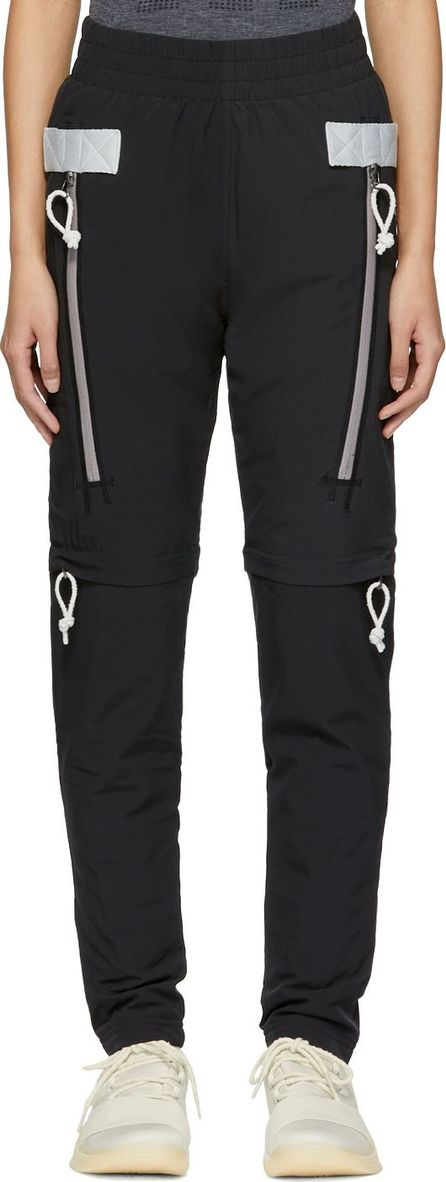 adidas DAY ONE Black Drop Tapered Wind Lounge Pants