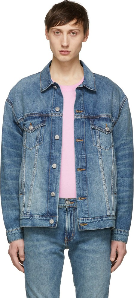 Adaptation Blue Denim Jacket