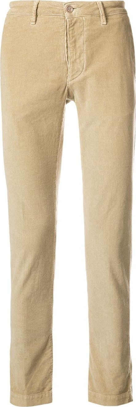 Al Duca D'Aosta 1902 Slim-fit corduroy trousers