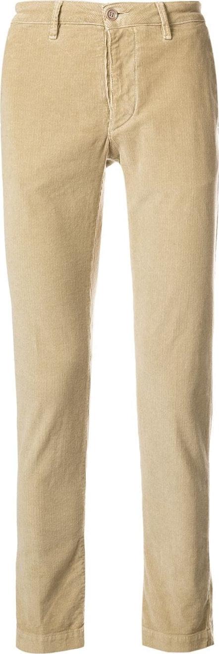 Al Duca D'Aosta 1902 Slim-fit corduroy trousers