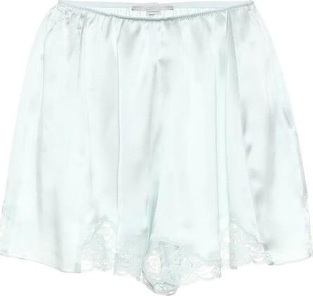 Stella McCartney Silk satin shorts