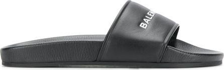 Balenciaga Pool Flat Sandals
