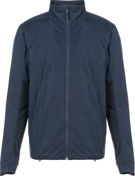 Arc'teryx Veilance Longsleeved zipped lightweight jacket