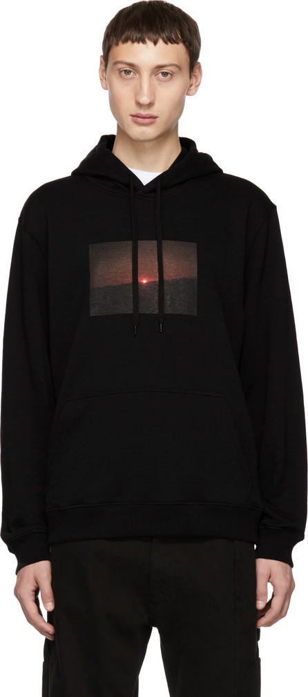 Anton Belinskiy Black Sunrise Photo Hoodie